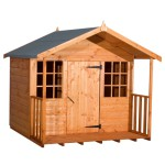 Wooden wendy house plans and prices johannesburg for Wooden wendy house ideas